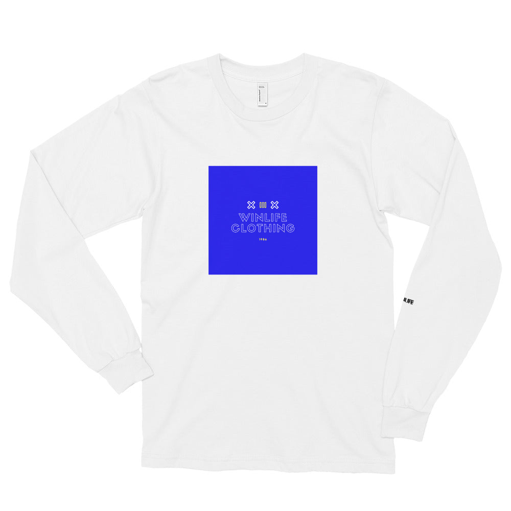 Winlife BC Blue Long Sleeve T-Shirt