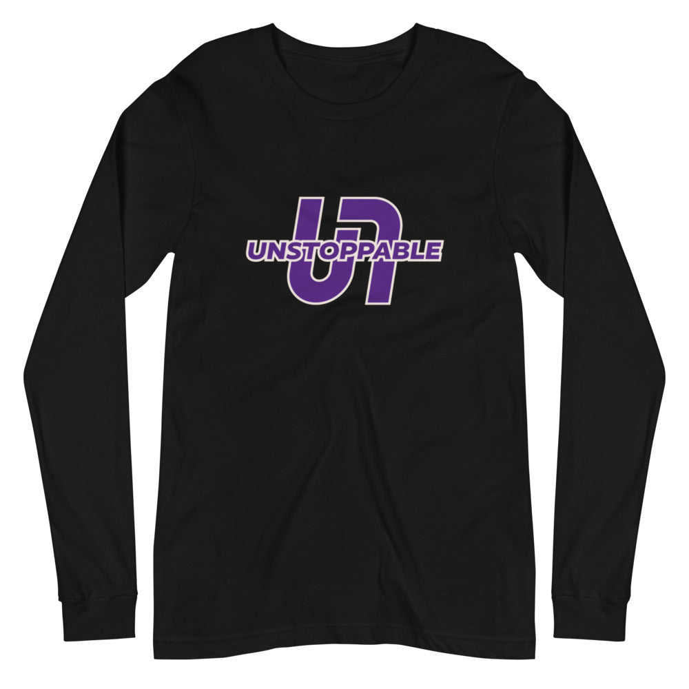 "Unlimited ""Unstoppable"" Long Sleeve T-Shirt"