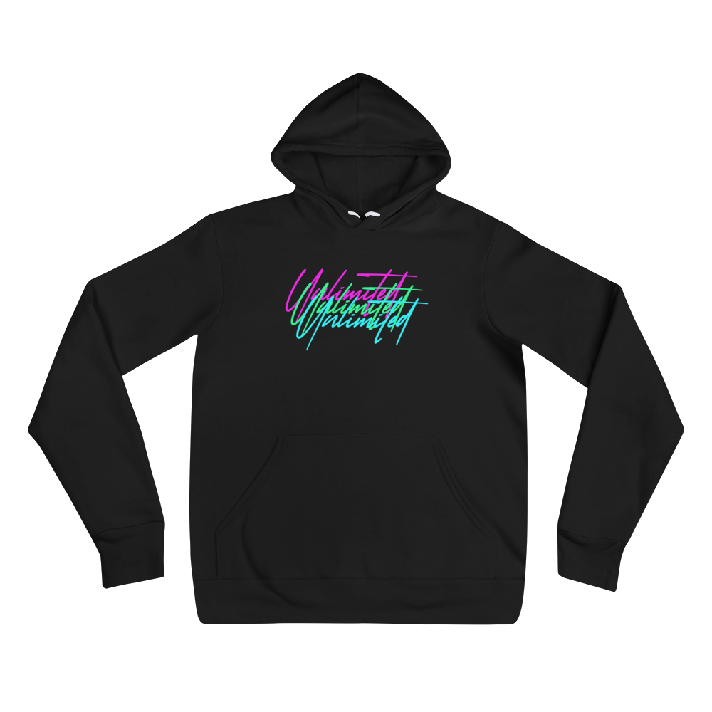 "Unlimited ""Label"" Hoodie"