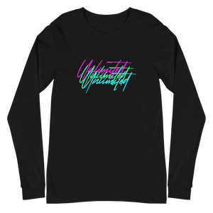 "Unlimited ""Label"" Long Sleeve T-Shirt"