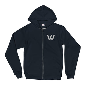 "Classic Embroidered ""W"" Hoodie"