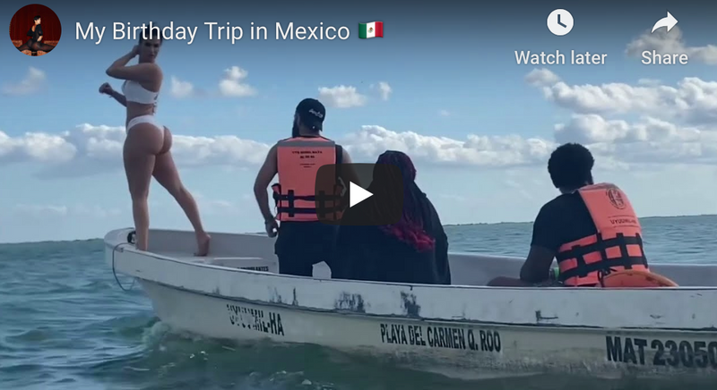 My Birthday Trip in Mexico 🇲🇽