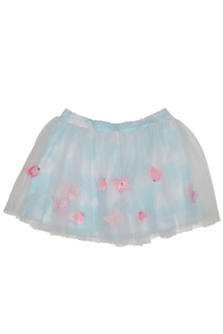 Biscotti and Kate Mack Girl's Tulle Skirt Butterfly Sky Size 2-16 Years