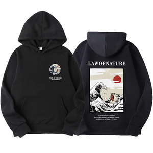 Law of Nature® Sudadera