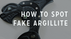 How to Identify Real vs. Imitation Argillite