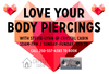 February 19: LOVE YOUR BODY with a Lovely Body Piercing