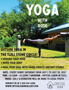 Announcing the 2017 Yoga with Rose July Schedule!