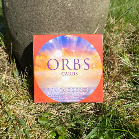 Oracle cards sold by Crystal Cabin.