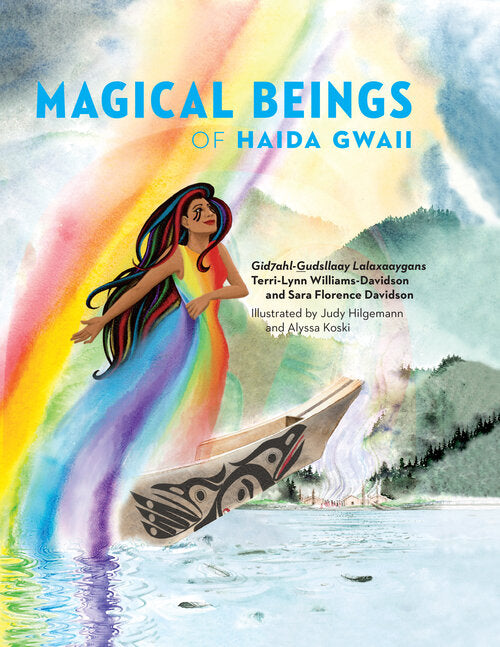 Magical Beings of Haida Gwaii Children's Book