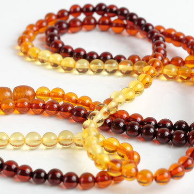 Natural Authentic Amber Necklace