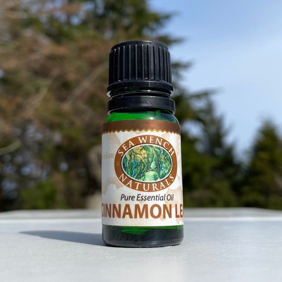 Organic Cinnamon Leaf Essential Oil