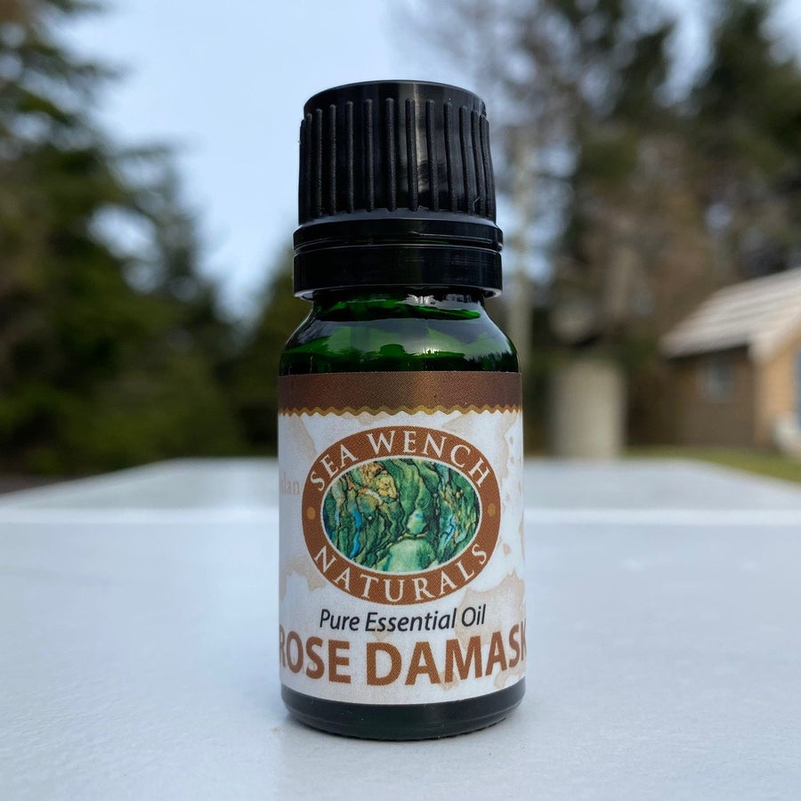 Organic Rose Damask Essential Oil