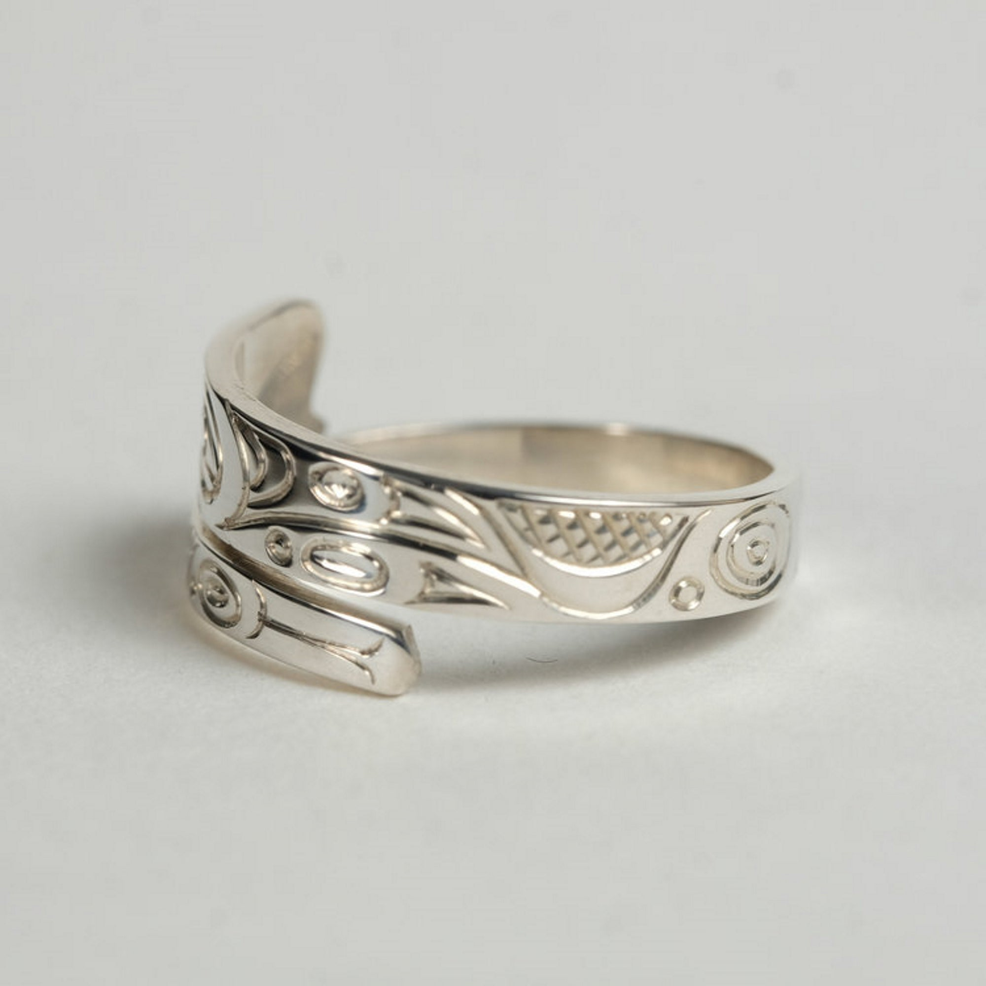 orca killer whale ring