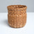 Red Cedar Bark Haida Basket Weaving