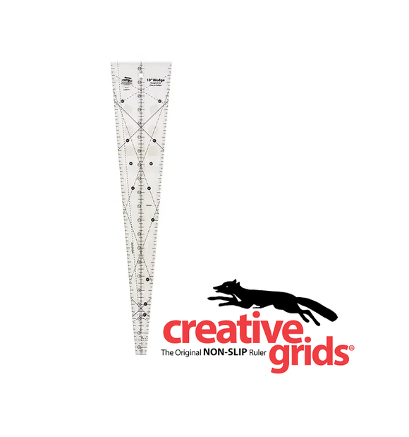 Creative Grids - 10 Degree Wedge