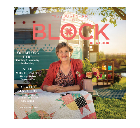 Missouri Star Block Book Vol 7 Issue 3 2020