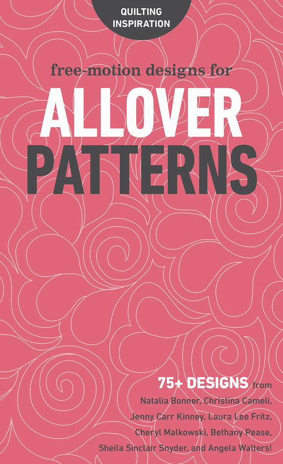 Free-Motion All Over Patterns