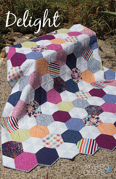 Delight by Jaybird Quilts