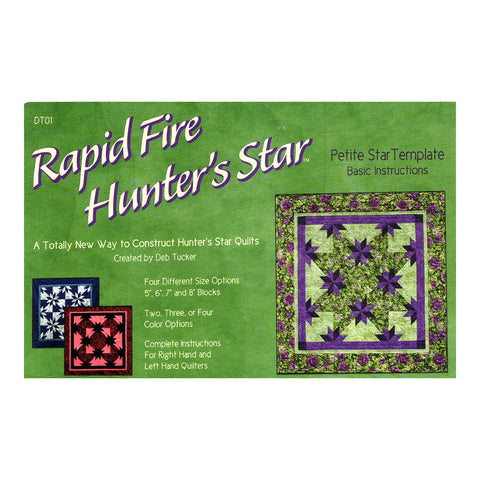 Rapid Fire Hunter's Star by Deb Tucker