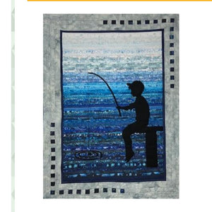 Fishing Hole by Wanda's Designs
