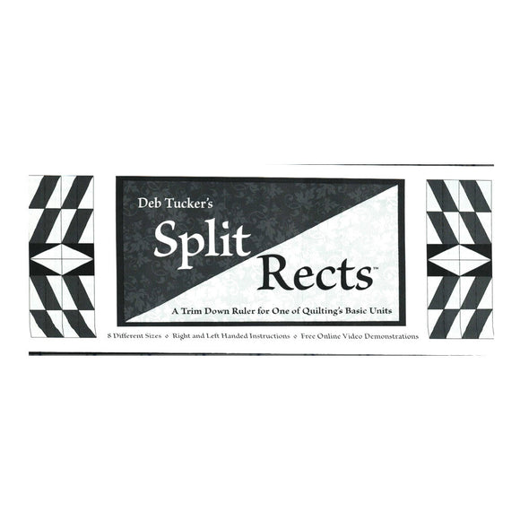 Split Rects Ruler by Deb Tucker