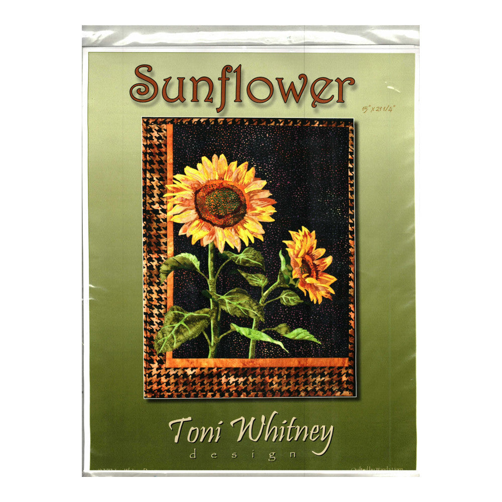 Sunflower by Toni Whitney