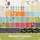 "Animal Crackers - 2.5"" Mini Charm Pack"
