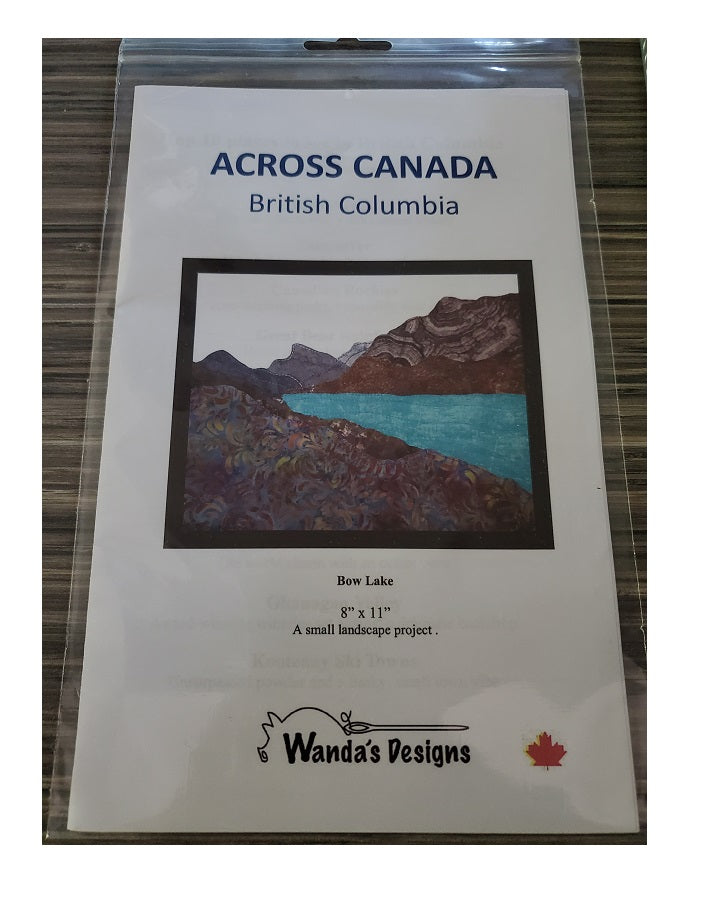 Across Canada - British Columbia