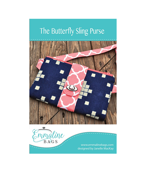 The Butterfly Sling Purse