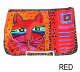 Laurel Burch Cat Cosmetic Bag