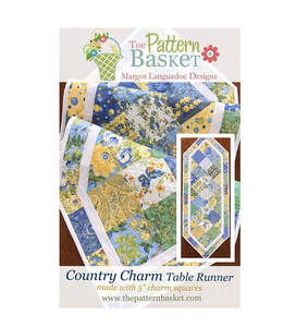 Country Charm Runner by The Pattern Basket
