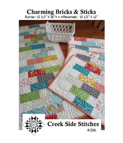 Charming Bricks & Sticks