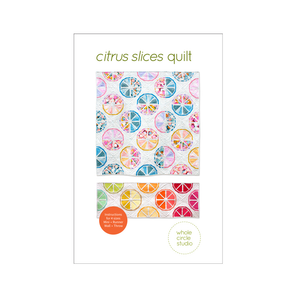 Citrus Slices Quilt