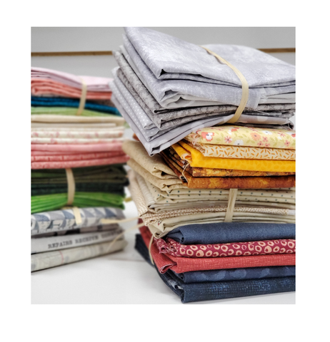 Assorted 5 Fat Quarter Bundle