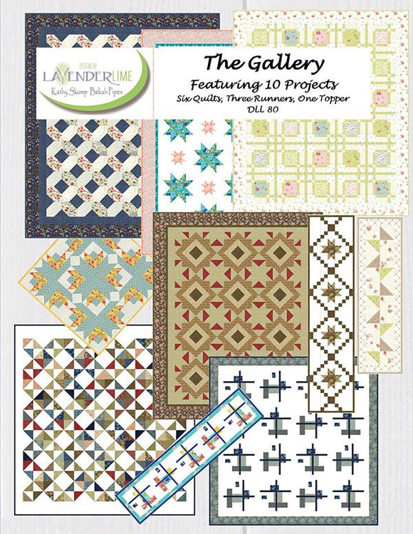 The Gallery - Quilts and Runners