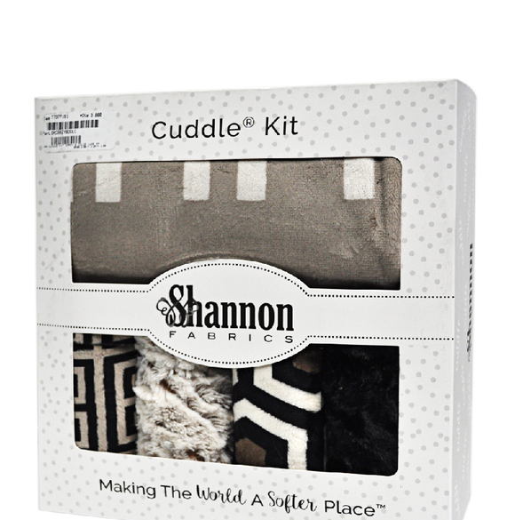 Dolce Luxe Cuddle Quilt Kit