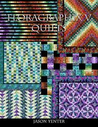 Floragraphix V Quilts Pattern Book