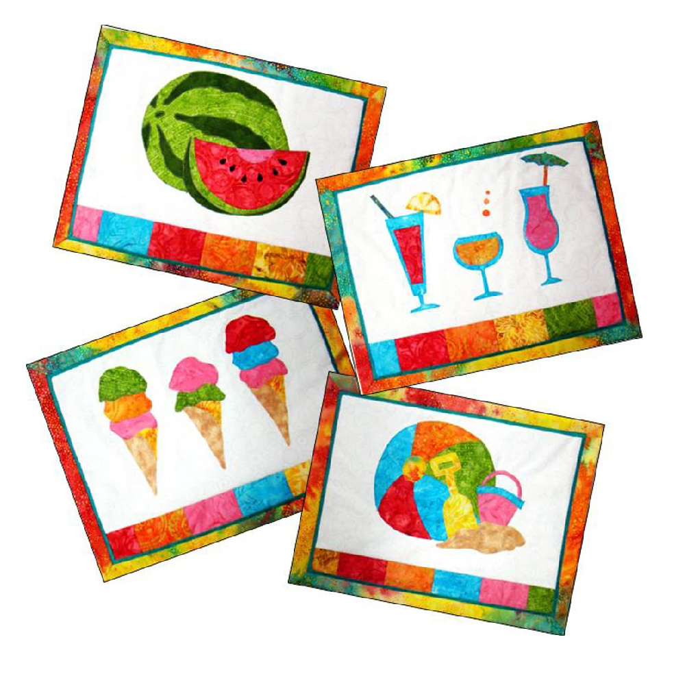 Summer Fun Placemats Kit