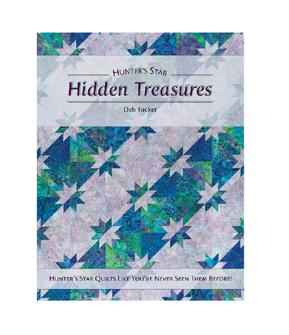 Hidden Treasures by Deb Tucker