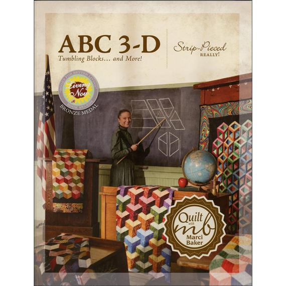 ABC 3D Tumbling Blocks