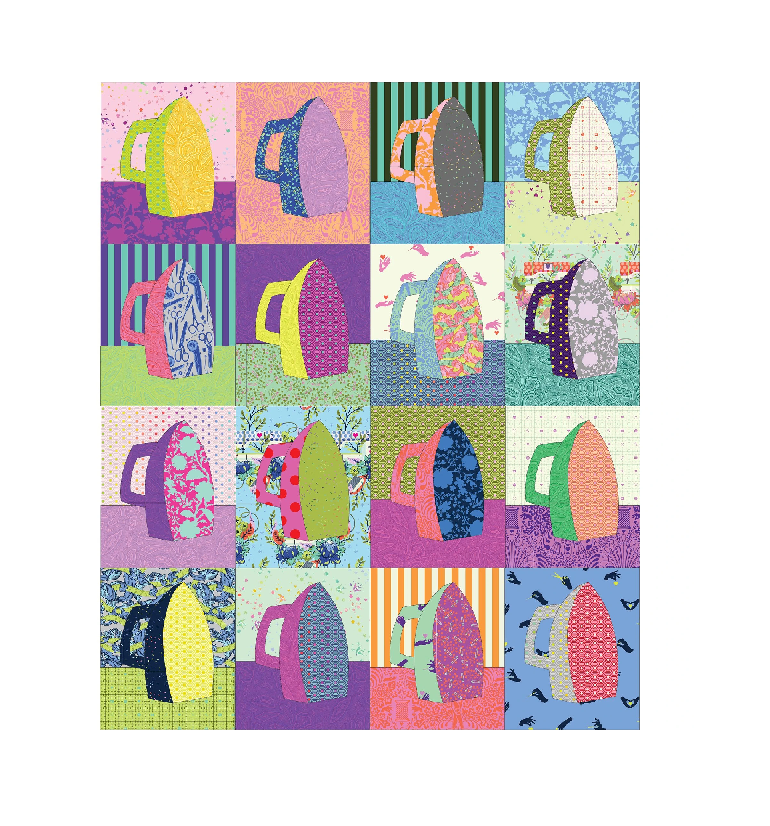 The Irony Quilt Pattern