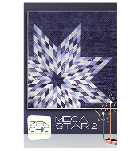 Mega Star 2 by Zen Chic