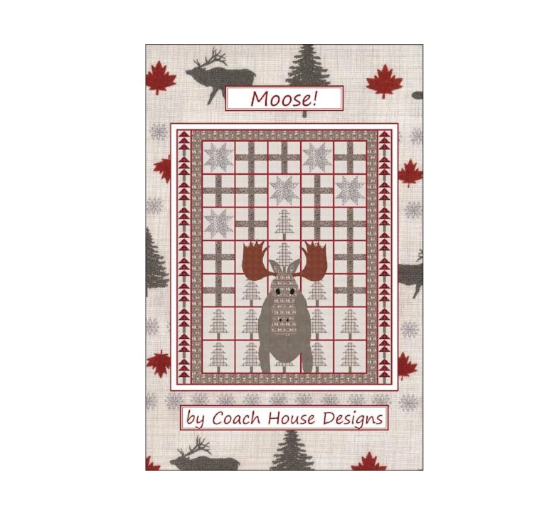 Moose! by Coach House Designs