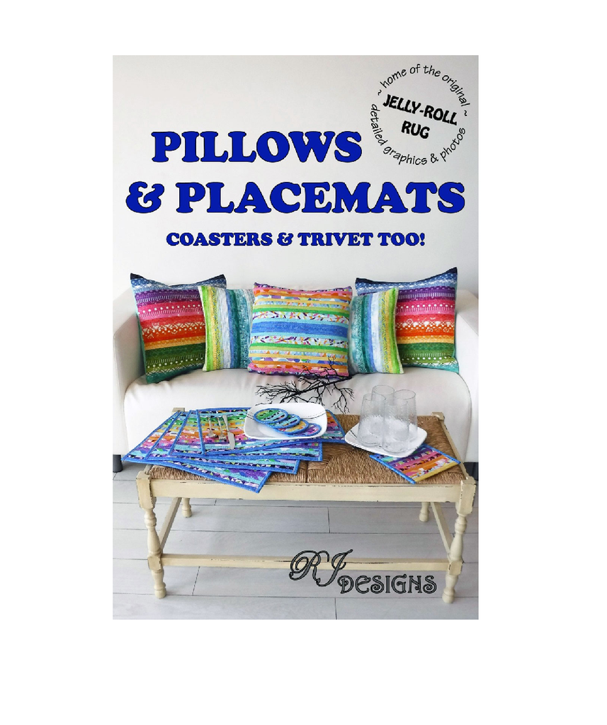 Pillows & Placemats by RJ Designs