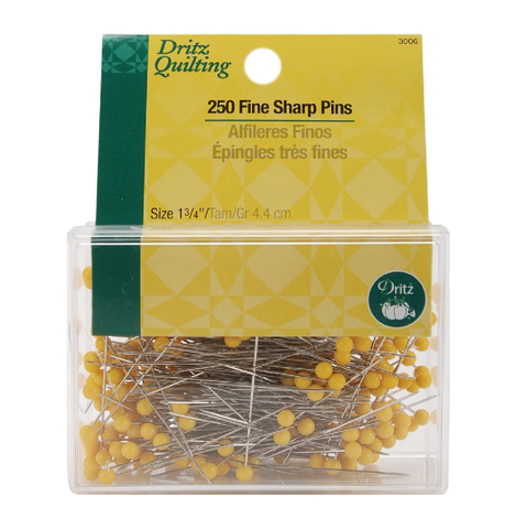 Dritz Fine Sharp Pins