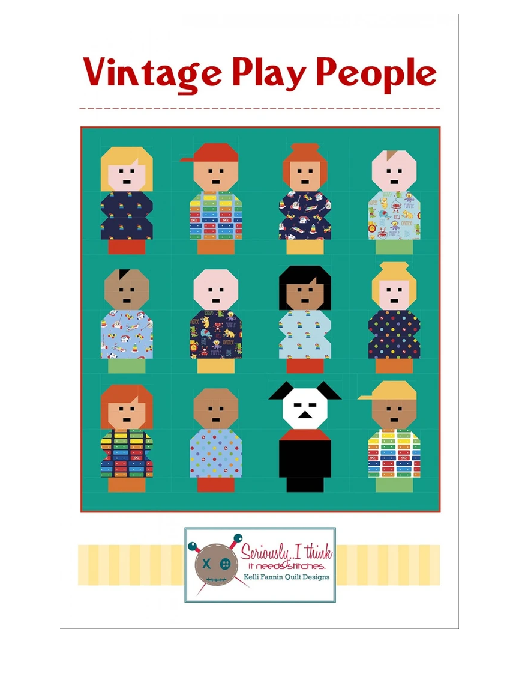 Vintage Play People
