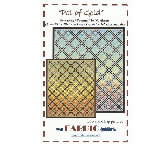 Pot of Gold Quilt Pattern