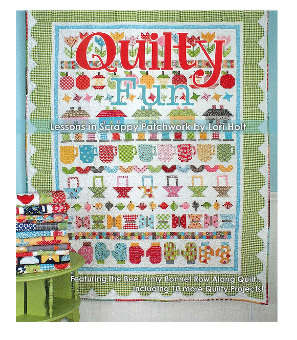 Quilty Fun by Lori Holt