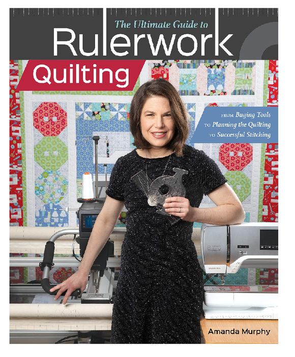 Guide to Rulerwork Quilting
