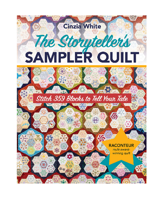 The Storyteller's Sampler Quilt